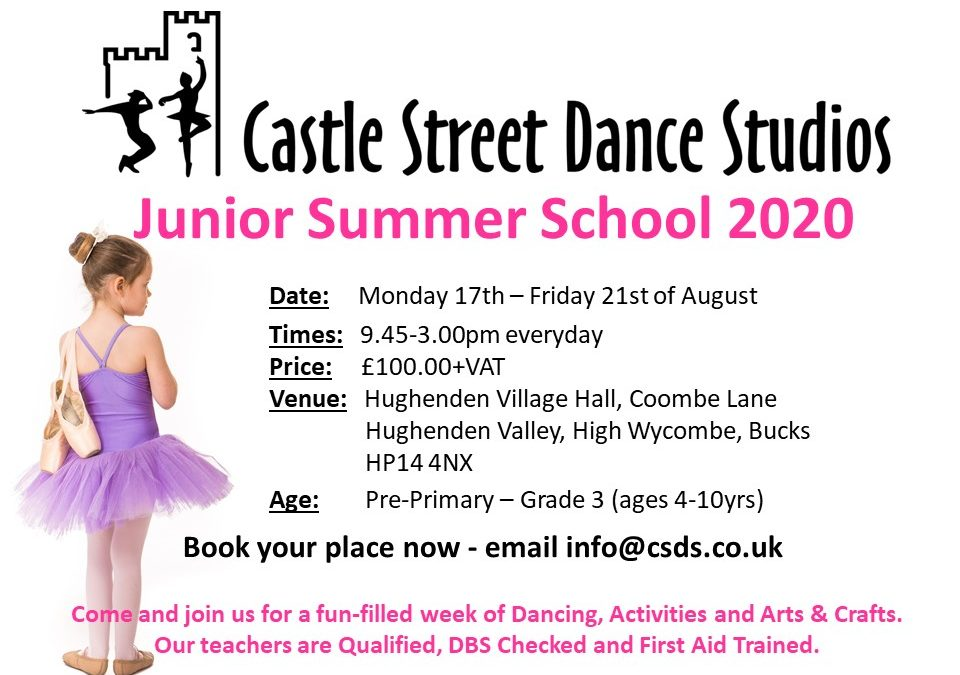Junior Summer School